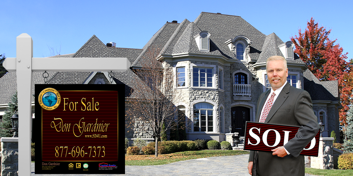 Quality Signs can enhance instead of detract from your homes potential
